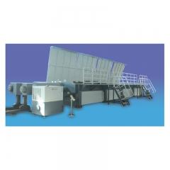 MTS美特斯 微机控制电液伺服卧式拉力试验机 8000KN