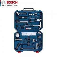 BOSCH博世 家用多功能木工工具箱维修多件组套108件套