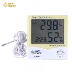 希玛 AR867 数字式温湿度计