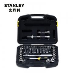 STANLEY史丹利 94-187-22 46件套12.5MM系列公英制组套