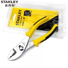 STANLEY史丹利 6寸 STHT84055-8-23系列 DYNAGRIP鲤鱼钳 8寸 STHT
