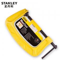 STANLEY史丹利 G型夹钳深喉G型夹钳 3寸 83-038-23