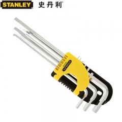 STANLEY史丹利 STMT92619-8-23系列 9件套公制内六角扳手 公制长平头 STMT9