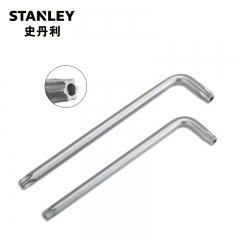 STANLEY史丹利 TT6 94-130-23系列 长L形中孔花形扳手 (3支装) TT55 94