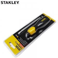 STANLEY史丹利 65-201-23 胶柄双头螺丝批