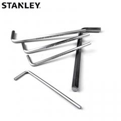 STANLEY史丹利 1.5mm STMT94110-8-23系列 公制长内六角扳手 (6支装) S