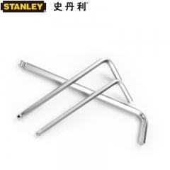 STANLEY史丹利 STMT94099-8-23系列 公制长球头内六角扳手 (6支装) STMT9