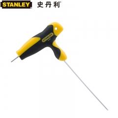 STANLEY史丹利 94-283-23系列 公制T形球头内六角扳手 10mm 94-291-23