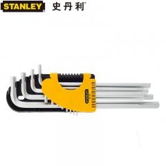 STANLEY史丹利 94-159-23系列 12件套英制内六角扳手 92-620-23