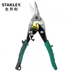 STANLEY史丹利 14-564-22 10寸左弯头航空剪