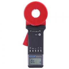 ETCR铱泰ETCR2100C 多功能接地电阻表 钳形接地电阻测试仪