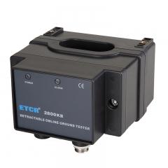 ETCR铱泰ETCR2800KB开合式接地电阻在线检测仪 分离式接地电阻仪