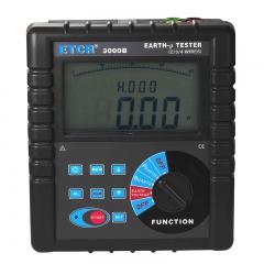 ETCR铱泰ETCR3000B数字接地电阻测试仪