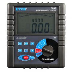 ETCR铱泰ETCR3000数字接地电阻表