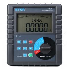 ETCR铱泰ETCR3700B智能型等电位测试仪/直流低电阻测试仪