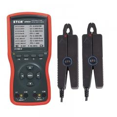 ETCR铱泰ETCR4000A双钳相位伏安表/双钳数字相位伏安表