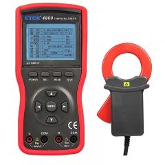 ETCR铱泰ETCR4800抽油机/油田电参数测试仪 抽油机巡更专用仪表