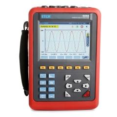ETCR铱泰ETCR5000电力分析仪 三相电力分析仪 电能质量分析仪三相四线