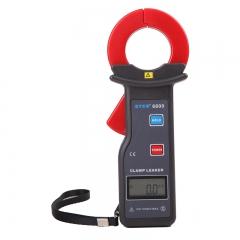 ETCR铱泰ETCR6600高精度钳形漏电流表 钳形小电流表 交流600A量程