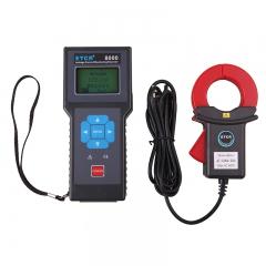 ETCR铱泰ETCR8000漏电流开关记录仪 泄漏电流记录仪 钳形电流表