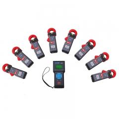 ETCR铱泰ETCR8500多路无线钳形电流检测仪 八通道交流漏电流测试仪