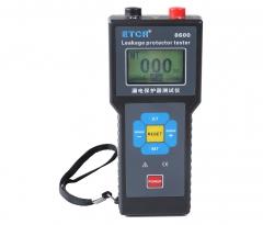 ETCR铱泰ETCR8600漏电保护器测试仪 漏电开关测试仪